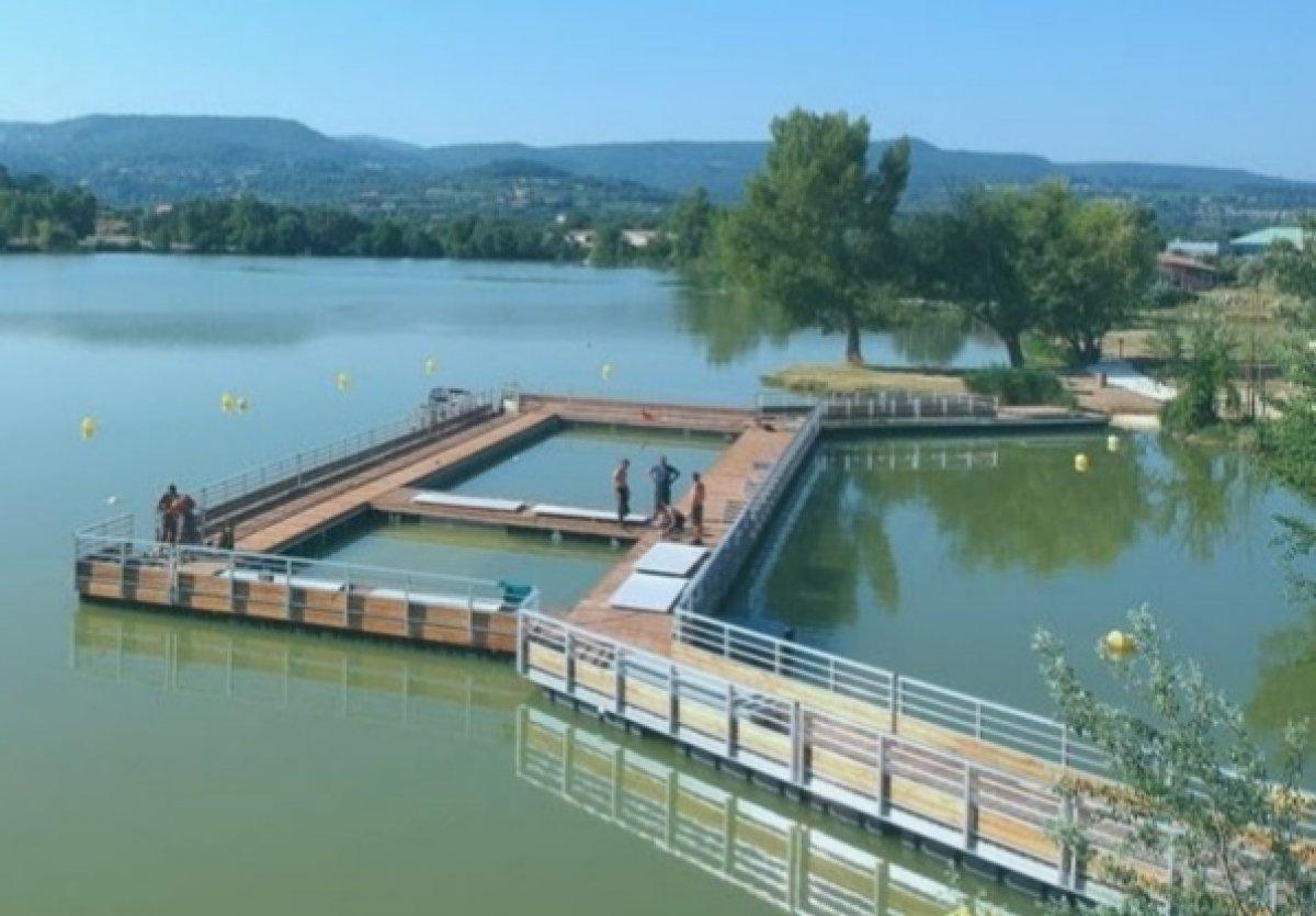 Aménagement Lac de la Riaille